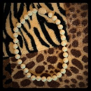 Ralph Lauren Pearl Necklace